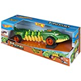 Hot Wheels - Mutant Machine : 2 Asstd, Commander Croc, color verde (Toy State 90731)