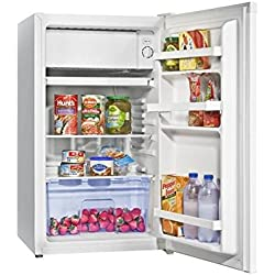 Hisense RR130D4BW1 Freestanding 100L A+ White combi-fridge - combi-fridges (Freestanding, White, Right, 100 L, 102 L, N-ST)