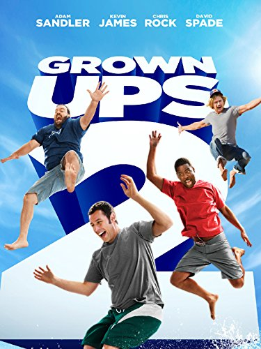 Grown Ups 2 [Ultra HD]