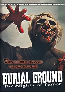 Burial Ground: Night of Terrors [DVD] [Region 1] [US Import] [NTSC]