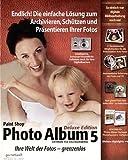 Paint Shop Photo Album 5 Deluxe Edition