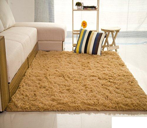 KELE Gloria Decke,Kein verblassen Wohnzimmer Schlafzimmer Teetisch Decke Wand-Wand-Teppich am Bett-E 160x280cm(63x110inch)