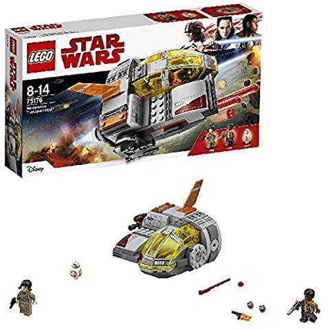 LEGO - 75176 - Star Wars - Jeu de construction - Resistance Transport Pod