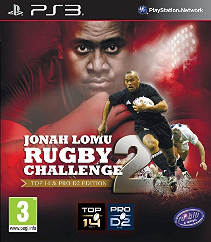 jonah lomu rugby challenge 2 [playstation 3]