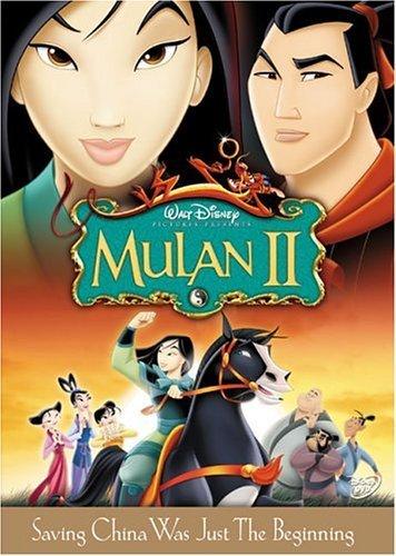 Mulan II by Walt Disney Home Entertainment