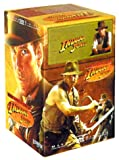 Coffret Indiana Jones 3 VHS - La Trilogie : Les Aventuriers de l'arche perdue / Indiana Jones et le temple maudit / Indiana Jones et la dernière croisade