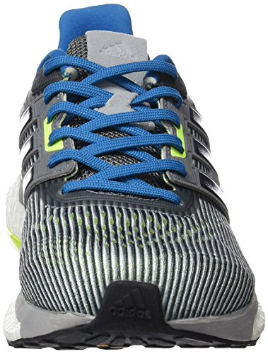 adidas Herren Supernova M Sneakers Grau (Grivis/negbas/azuuni)