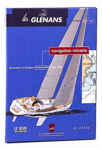 Les Glénans: navigation virtuelle - découverte et pratique interactives de la voile par Centre nautique des Glénants