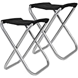 Miadomodo Camping Chair (Folding) Fishing Stool Outdoor Festivals Garden Furniture DIFFERENT COLOURS AND SETS