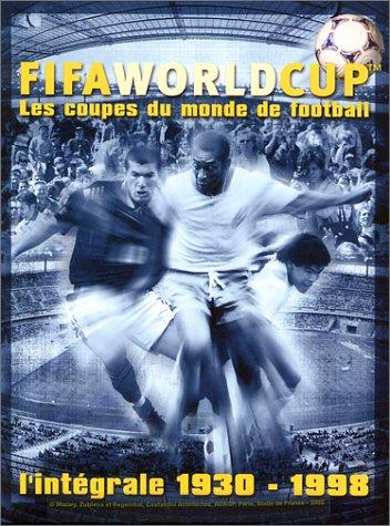 FIFA World Cup, l'intégrale des coupes du monde de Football 1930 - 1998 - Coffret 4 DVD