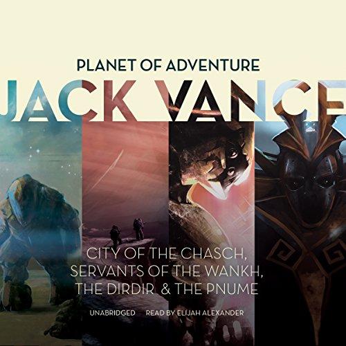 Planet of Adventure  Audiolibri