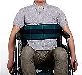 Cinturón De Seguriada Pare Silla De Ruedas, Cinturn De segurdad Fijo Con Correa Ajustable HBZ09
