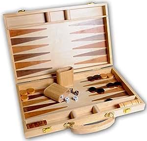Backgammon Holz 48x38cm