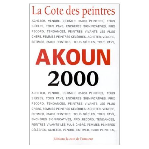 Cote des peintres, 2000