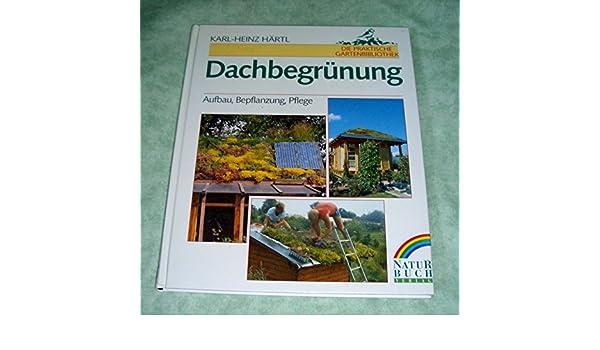 Dachbegrunung Aufbau Bepflanzung Pflege Amazon De Karl Heinz