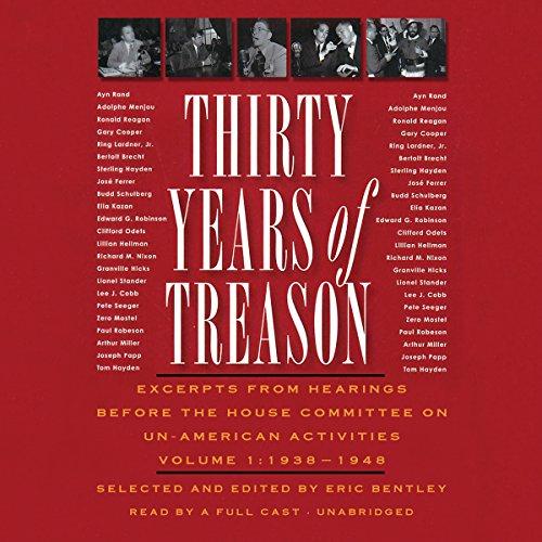 Thirty Years of Treason, Volume 1  Audiolibri