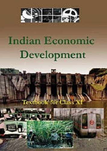 Indian Economic Development Textbook for Class – 11  – 11100 51ZXNJo6ZBL
