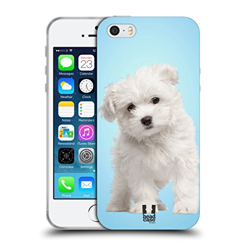 Head Case Designs Maltese Puppy Popular Dog