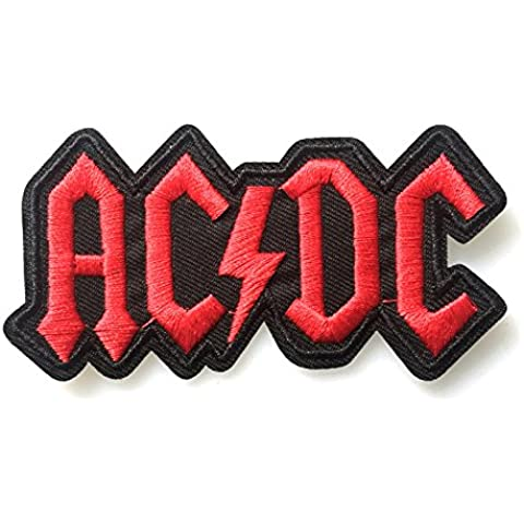 coolpart 10 pcs/bag rigida ACDC Punk Rock Band