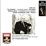 Sibelius: The Tempest Etc Beecham Edition