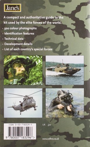 Special Forces Recognition Guide (Jane's)