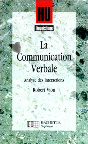 Communication verbale