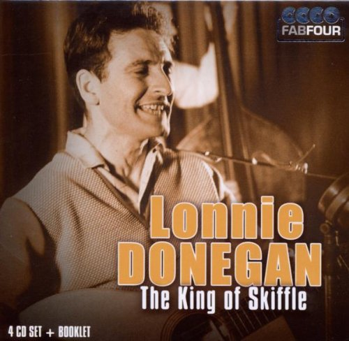Lonnie Donegan: the King of Skiffle