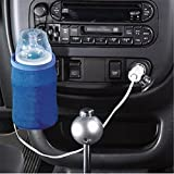 #8: Akruti 12V Portable Car Baby Bottle Warmer Baby Bottle Heater Cover Milk Travel Cup Covers