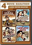 4 Movie Marathon: Classic Western Collection [DVD] [Region 1] [US Import] [NTSC]