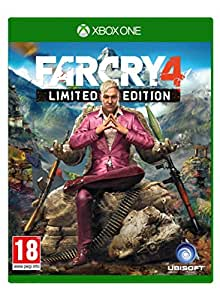 Far Cry 4 - Limited Edition (Xbox One)