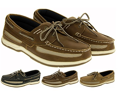 Island Surf Co. Cuir Synthétique Chaussures de Voile Hommes