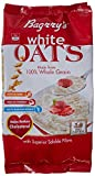 #2: Bagrry's White Oats, 1kg Pouch with free Bagrry's White Oats 200g