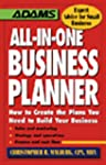 All-In-One Business Planner: How to C...