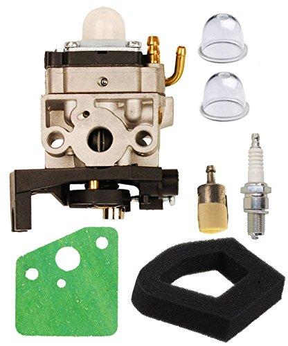 OxoxO carburatore carb guarnizione filtro aria carburante filtro carburante candela per Honda GX35GX35NT trimmer decespugliatore sostituire 16100-z0z-034