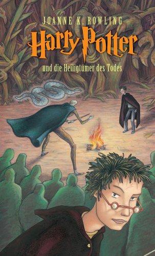 Buchseite und Rezensionen zu 'Harry Potter und die Heiligtümer des Todes (Buch 7)' von Joanne K. Rowling
