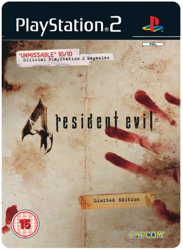 Resident Evil 4: Limited Edition (PS2) [import anglais]