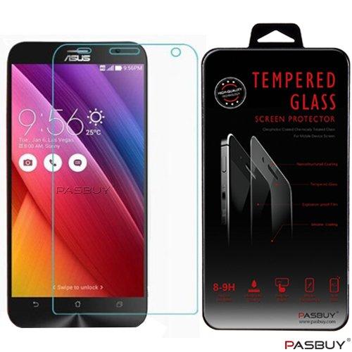 bd0b17ac49e3 Pasbuy ZE550KL Displayschutzfolie aus gehärtetem Glas für Asus ZenFone  2Laser ZE550KL