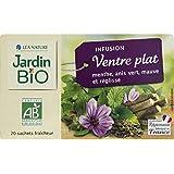 jardin bio Menthe, anis vert, mauve, réglisse, infusion, ventre plat ( Prix unitaire ) - Envoi Rapide Et Soignée