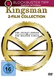 Kingsman - 2-Film-Collection [2 DVDs] -