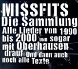 Songtexte von Missfits - Die Sammlung