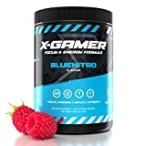 X-Gamer X-Tubz - Gaming Booster Pulver - Shake It Yourself (Bluenitro)