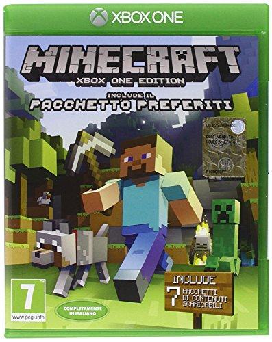 Minecraft - Edizione Pacchetto Preferiti - Xbox One