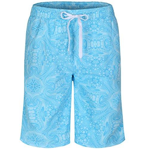 SoulStar -  Pantaloncini - Basic - Uomo Blu