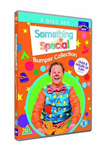 Image of Something Special - Mr Tumble Bumper Collection [DVD]