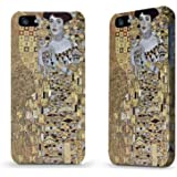 """Hülle / Case / Cover für iPhone 5 und 5s - """"Adele Bloch Bauer"""" von Gustav Klimt"""
