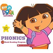 Dora Explorer Phonics: 12 Book Reading Program
