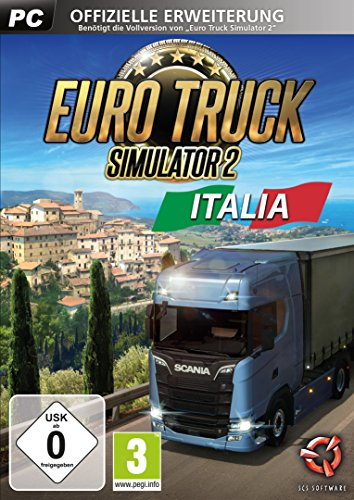 Euro Truck Simulator 2: Italia (Truck Simulator Pc Spiele)