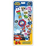 Disney - Super Wings Reloj Digitale Proyector 24 Fotos, wi17002