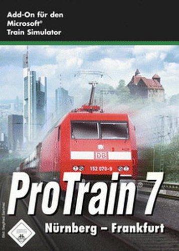Preisvergleich Produktbild Train Simulator - Pro Train 7 Nürnberg-Frankfurt