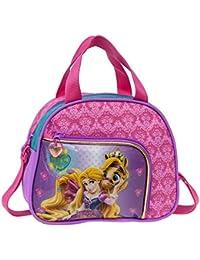 Disney Neceser de Viaje, Infantil Rapunzel, 23 cm, Morado